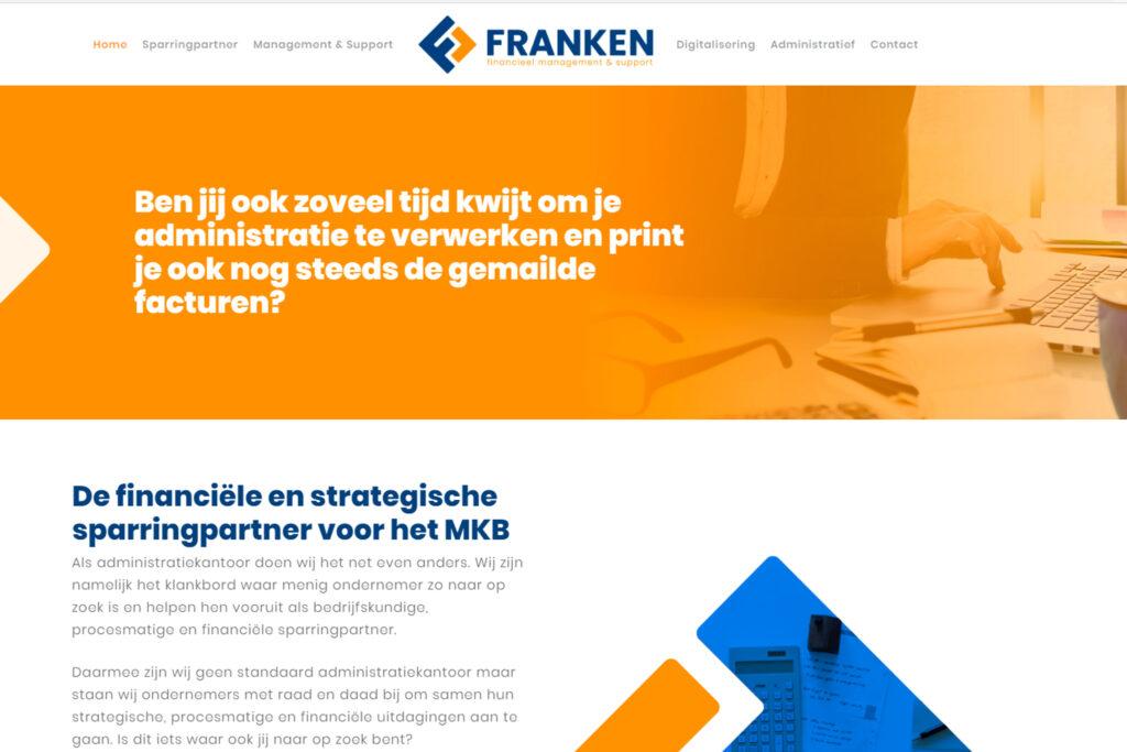 Webtekst voor Franken FMS Breda - Conntext