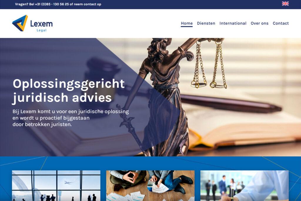 Webtekst Lexem Tilburg - Conntext