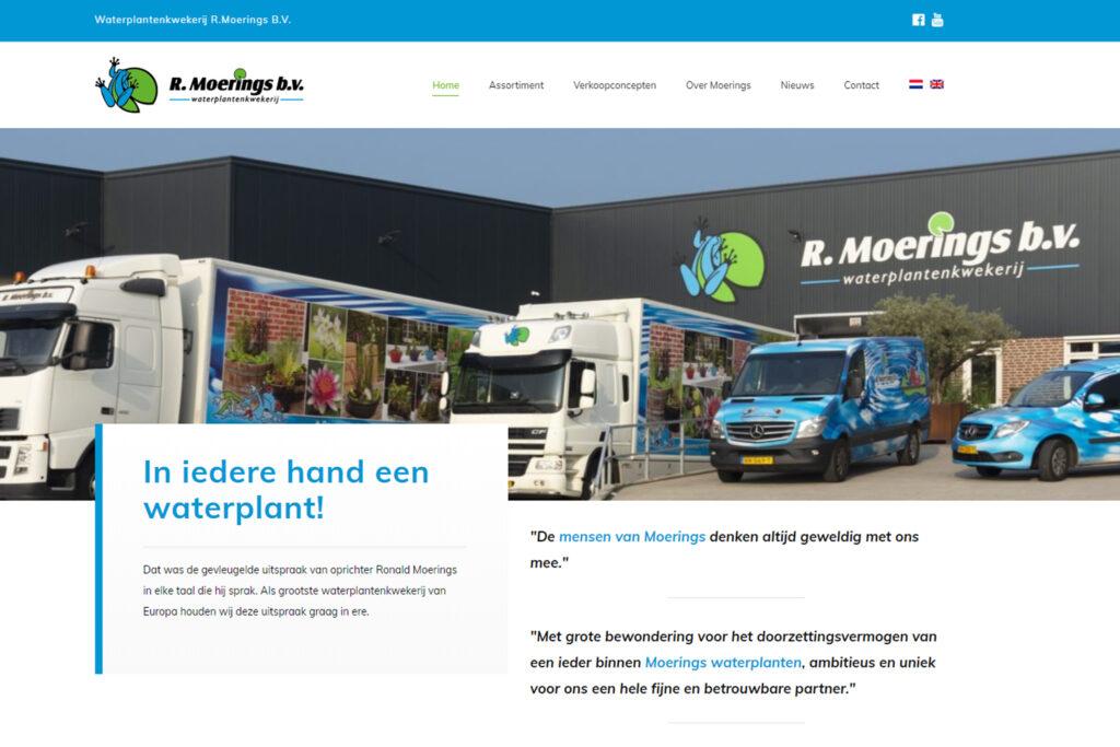Webtekst voor Moerings Roosendaal - Conntext