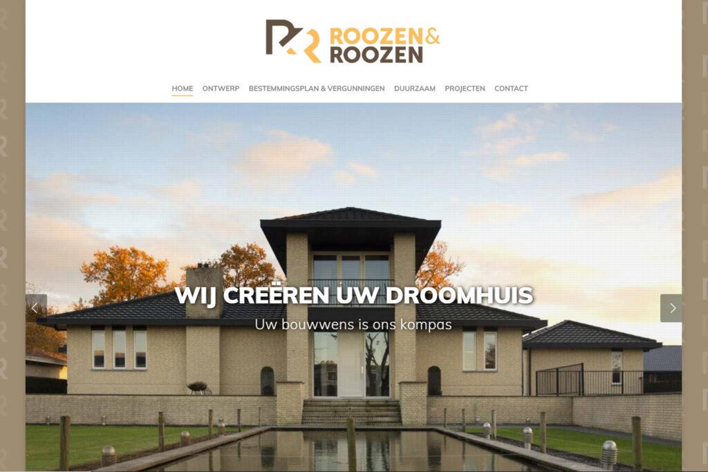 Webtekst voor Roozen en Roozen Rucphen - Conntext