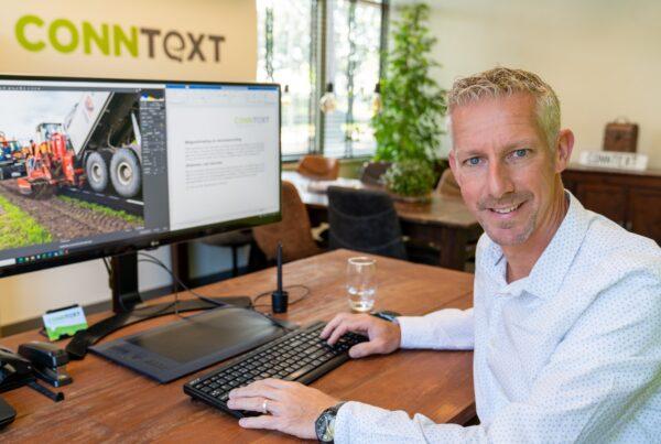 Conntext in nieuw kantoor op Majoppeveld Roosendaal