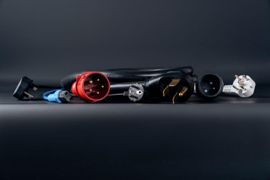 Productfotografie kabels en connectoren - Conntext