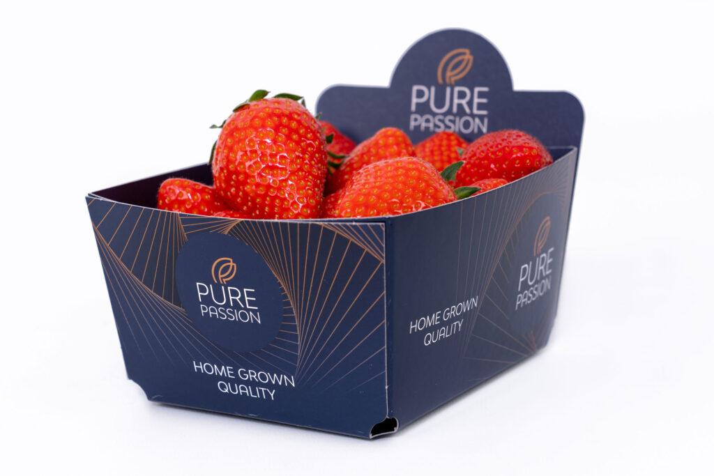 Productfoto Pure Passion Aardbeien Bakje - Conntext