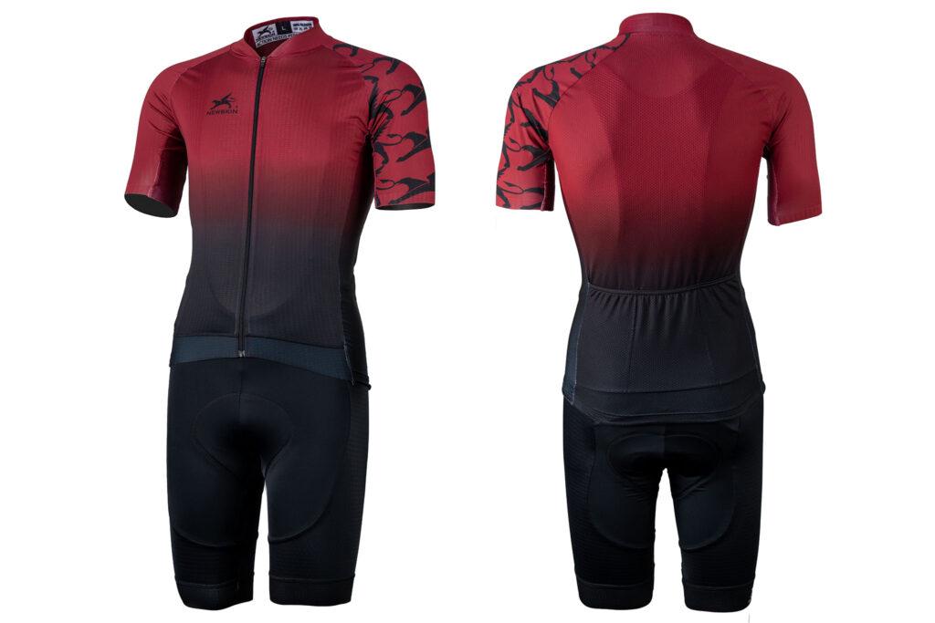 Productfotografie packshot sportkleding fietskleding - Conntext